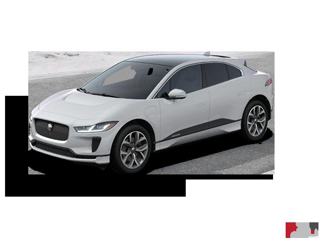 2019 Jaguar I-PACE HSE - Exterior