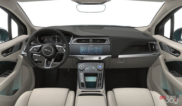 2019 Jaguar I-PACE HSE - Interior