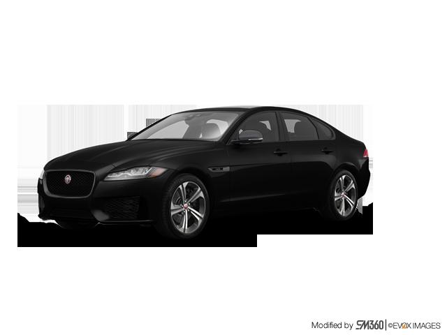 2019 Jaguar XF 30t 2.0L AWD 300 Sport - Exterior