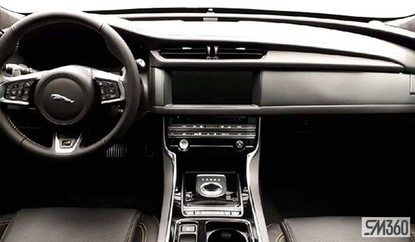 2019 Jaguar XF 30t 2.0L AWD 300 Sport - Interior