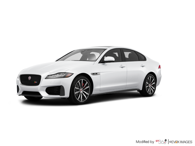 2019 Jaguar XF S 3.0L AWD