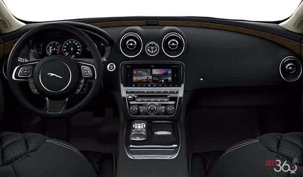 2019 Jaguar XJ 3.0L V6 AWD Portfolio - Interior