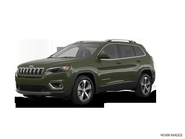 2019 Jeep Cherokee LIMITÉE
