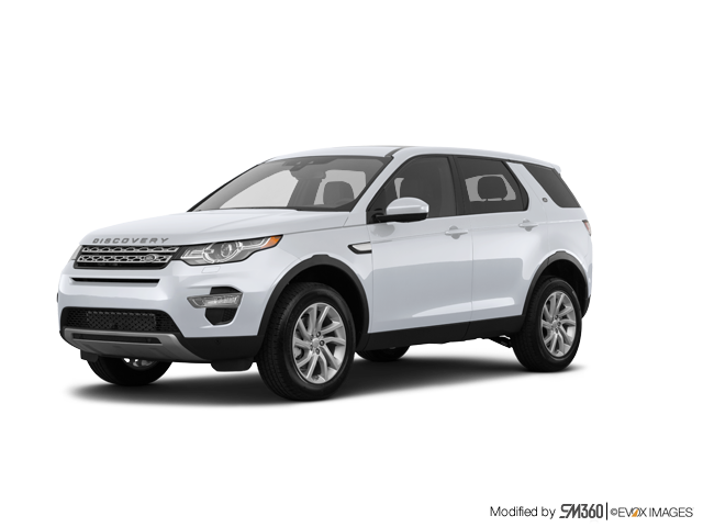 2019 Land Rover DISCOVERY SPORT 286hp HSE Luxury