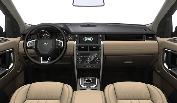 Land Rover DISCOVERY SPORT 237hp HSE 2019 - Intérieur