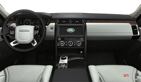2019 Land Rover Discovery HSE Luxury - Interior