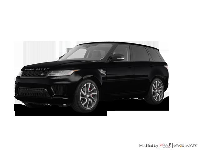 2019 Land Rover Range Rover Sport V6 HSE Dynamic - Exterior