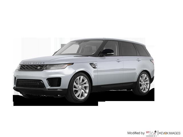 2019 Land Rover Range Rover Sport V6 Td6 HSE (2) - Exterior