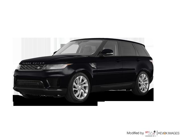 Land Rover Range Rover Sport V6 Td6 HSE (2) 2019 - Extérieur