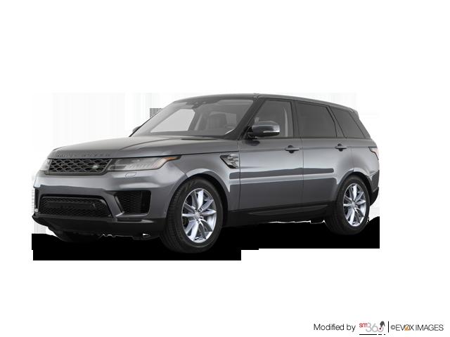 2019 Land Rover Range Rover Sport V6 Td6 SE
