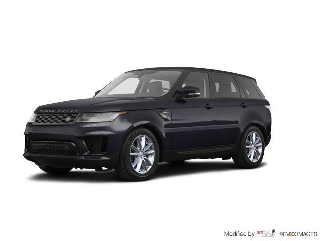 2019 Land Rover Range Rover Sport P400 HST (2) - Exterior