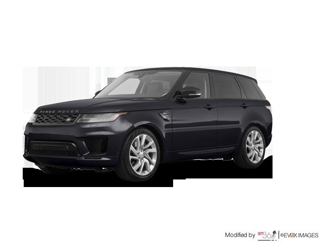 2019 Land Rover Range Rover Sport V8 Supercharged Dynamic (2) - Exterior