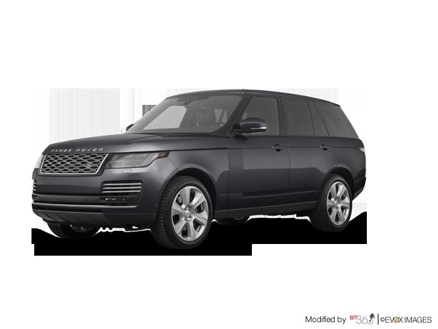 Land Rover Range Rover V8 Autobiography Supercharged LWB 2019 - Extérieur