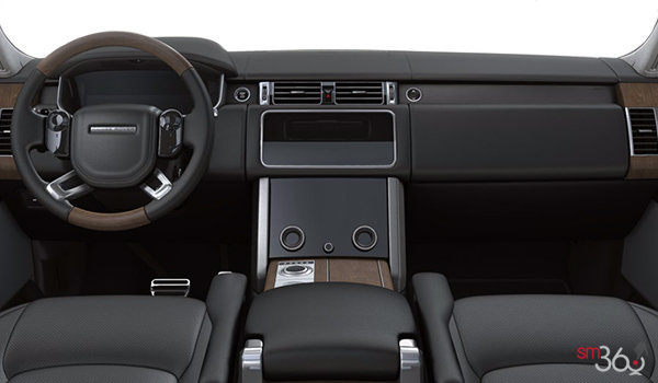 2019 Land Rover Range Rover V8 Autobiography Supercharged SWB - Interior