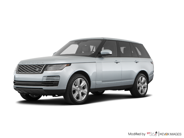 2019 Land Rover Range Rover V8 Supercharged SWB - Exterior