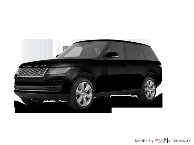 2019 Land Rover Range Rover Sport V8 Supercharged SVR (2) - Exterior