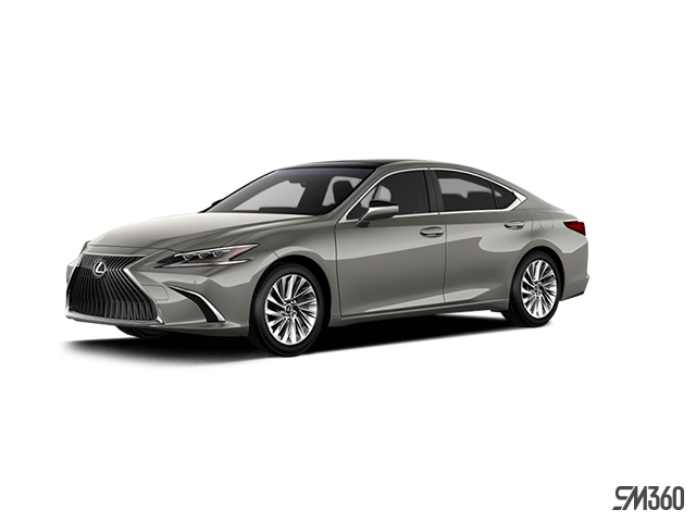 2019 Lexus ES 350 WITH BOOKS