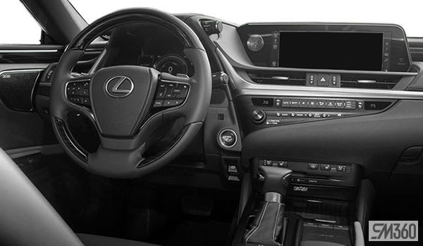 2019 Lexus ES 350 WITH BOOKS NO SD CARD