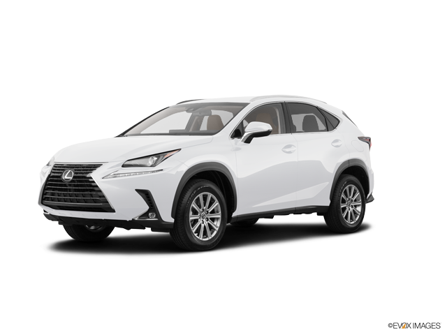 2019 Lexus NX 300 WITH BOOKS