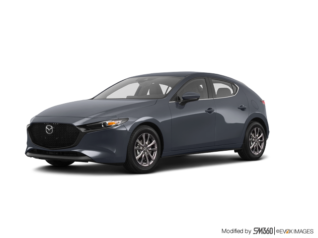 Mazda3 Sport GS at AWD 2019