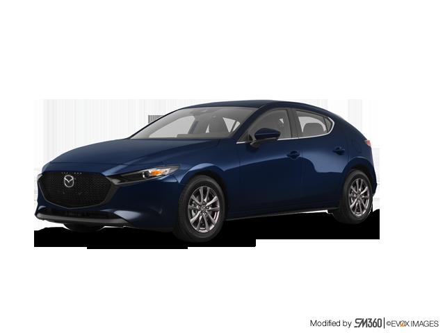 2019  Mazda 3 sport GS