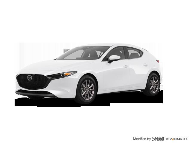 2019  Mazda 3 sport GX