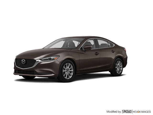 Mazda6 GS-L 2019