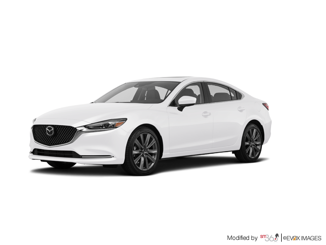 2019 Mazda Mazda6 GT at