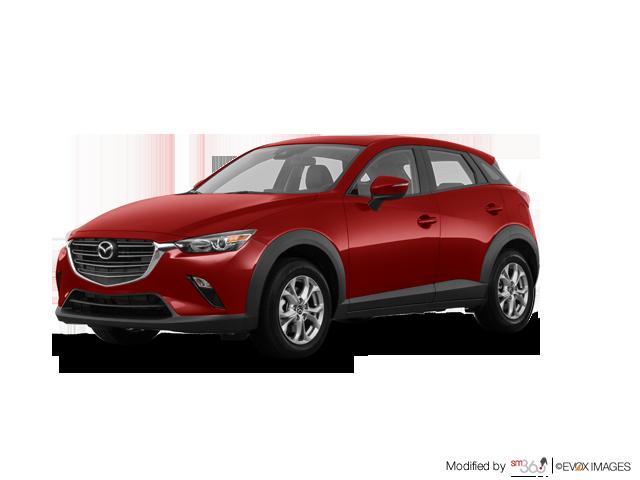 Mazda CX-3 GS GS 2019