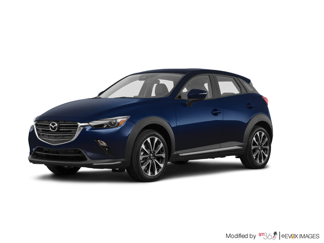2019 Mazda CX-3 GT AWD at (2)