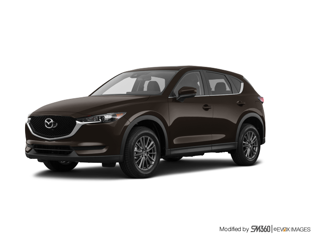 2019 Mazda CX-5 GS AWD at