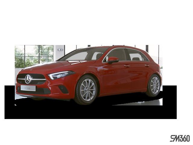 2019 Mercedes-Benz A250 Hatch