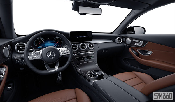 2019 Mercedes-Benz C300 4MATIC Coupe