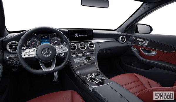 2019 Mercedes-Benz C300 4MATIC Wagon