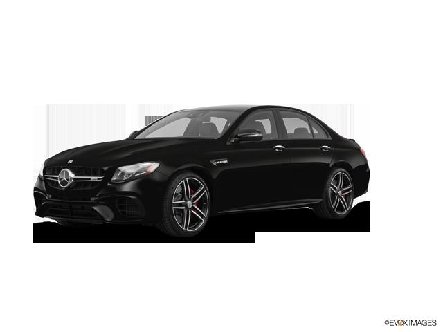 2019 Mercedes-Benz E63 AMG S 4MATIC+ Sedan