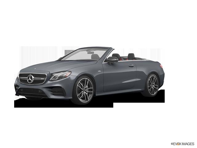 2019 Mercedes-Benz E53 AMG 4MATIC+ Cabriolet