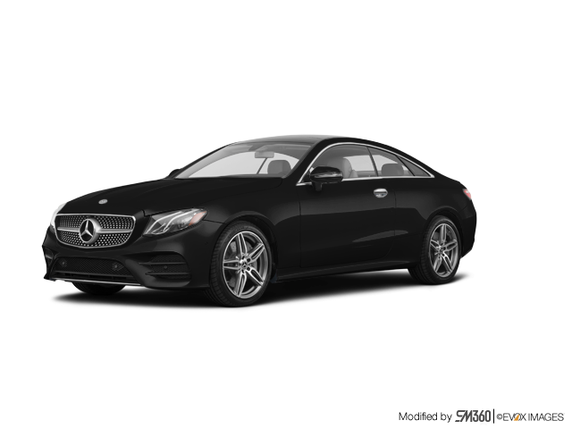 2019 Mercedes-Benz E450 4MATIC Coupe