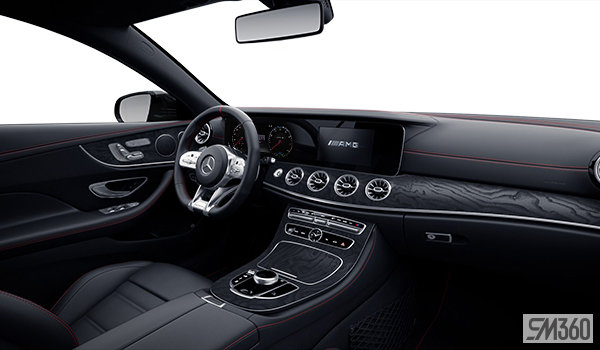 2019 Mercedes-Benz E53 AMG 4MATIC+ Coupe