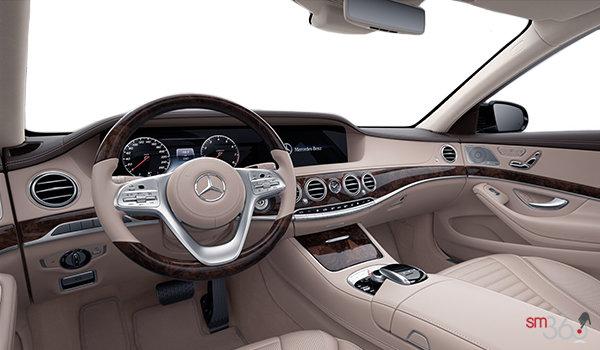 New 2019 Mercedes Benz S560 4matic Sedan Swb For Sale 128698 3