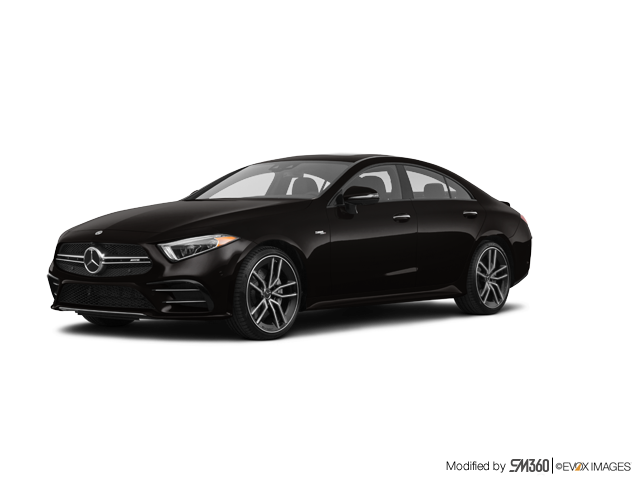 2019 Mercedes-Benz CLS53 AMG 4MATIC+ Coupe