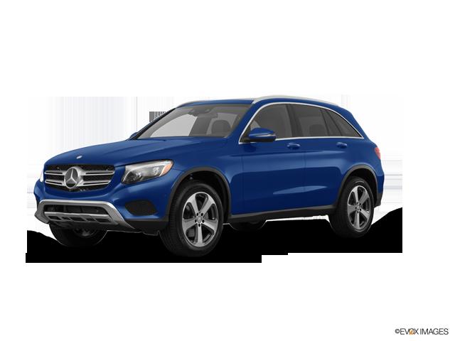 Mercedes-Benz GLC300 4MATIC SUV 2019