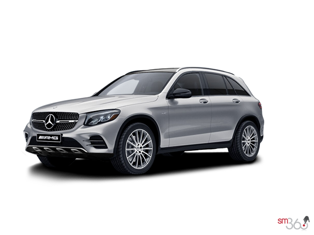 2019 Mercedes-Benz GLC43 AMG 4MATIC SUV
