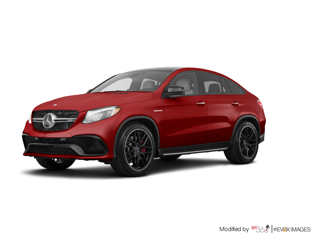 2019 Mercedes-Benz GLE63 AMG S 4M Coupe