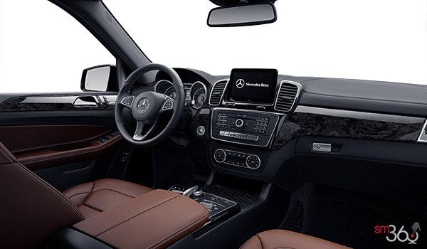 2019 Mercedes-Benz GLS450 4MATIC SUV