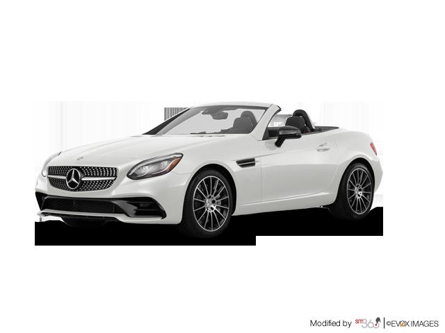 2019 Mercedes-Benz SLC300 Roadster