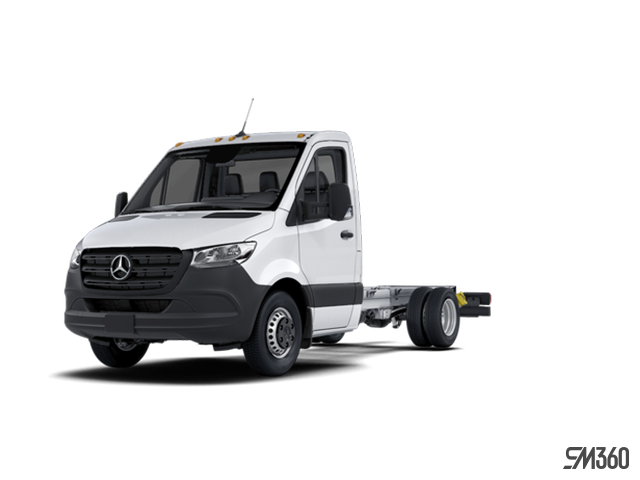 2019 Mercedes-Benz Sprinter V6 3500XD Chassis - 170