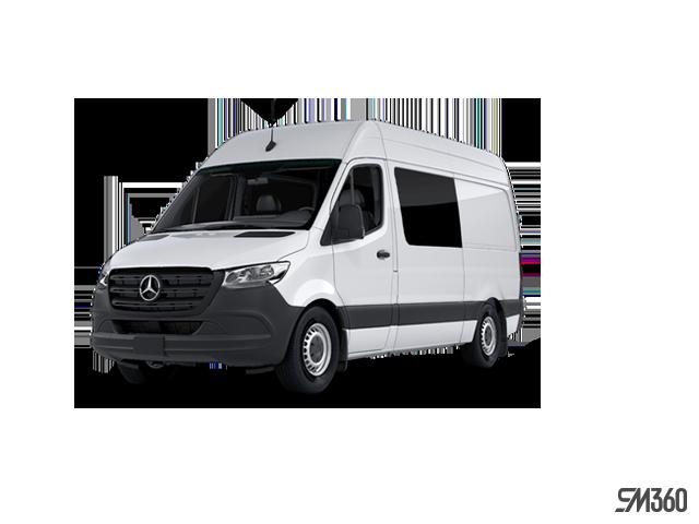2019 Mercedes-Benz Sprinter Gas 2500 Crew Van 170