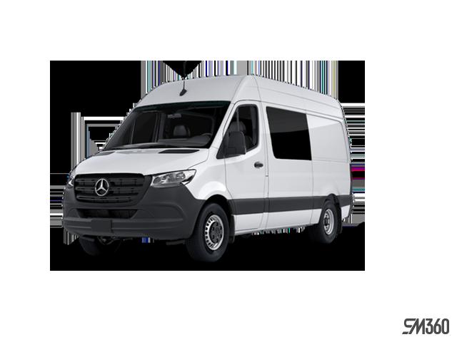 2019 Mercedes-Benz Sprinter V6 3500 Crew Van 170