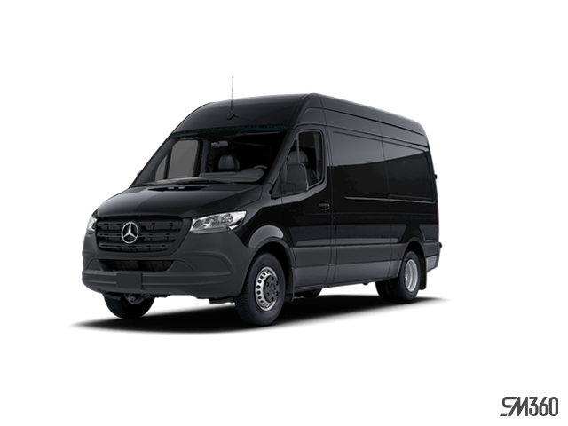 2019 Mercedes-Benz Sprinter V6 3500 Cargo 170 Ext.