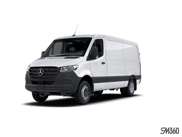 2019 Mercedes-Benz Sprinter 4x4 3500XD Cargo 170